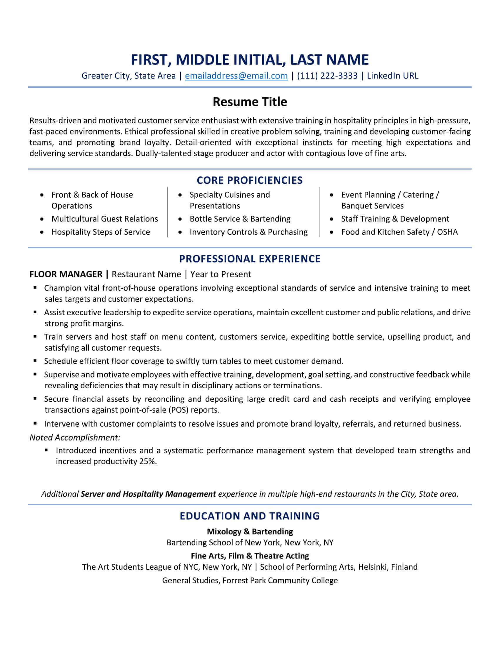no fail resume tips for older workers examples zipjob template retired example vs cv Resume Resume Template For Retired Person