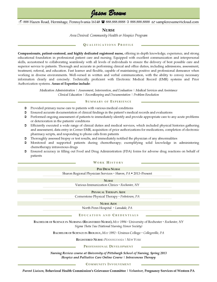 nurse resume examples professional writers good nursing best technology project manager Resume Good Nursing Resume Examples