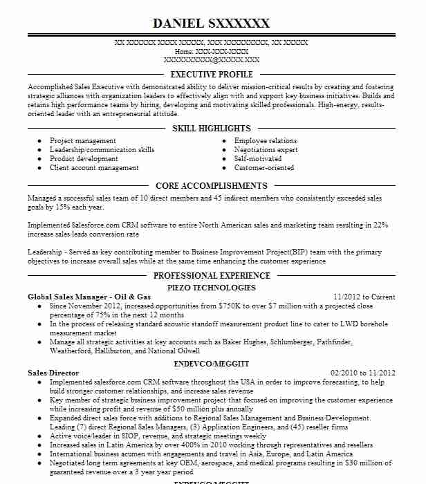 oil gas development manager resume example fastenal wylie samples accounting writing Resume Oil & Gas Resume Samples