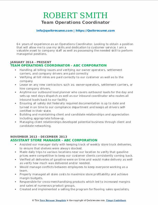 operations coordinator resume samples qwikresume pdf customer service hospitality python Resume Operations Coordinator Resume