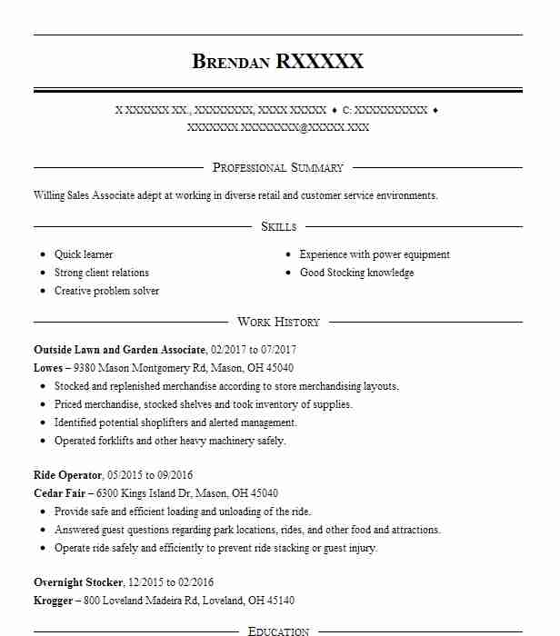 outside lawn and resume example somerville job description for uptowork checker unsw Resume Lowes Job Description For Resume