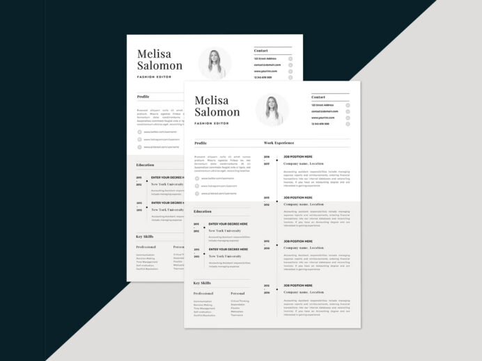 paris resume free classic and formal template for job seeker make your own police Resume Resume Duty After Vacation Email