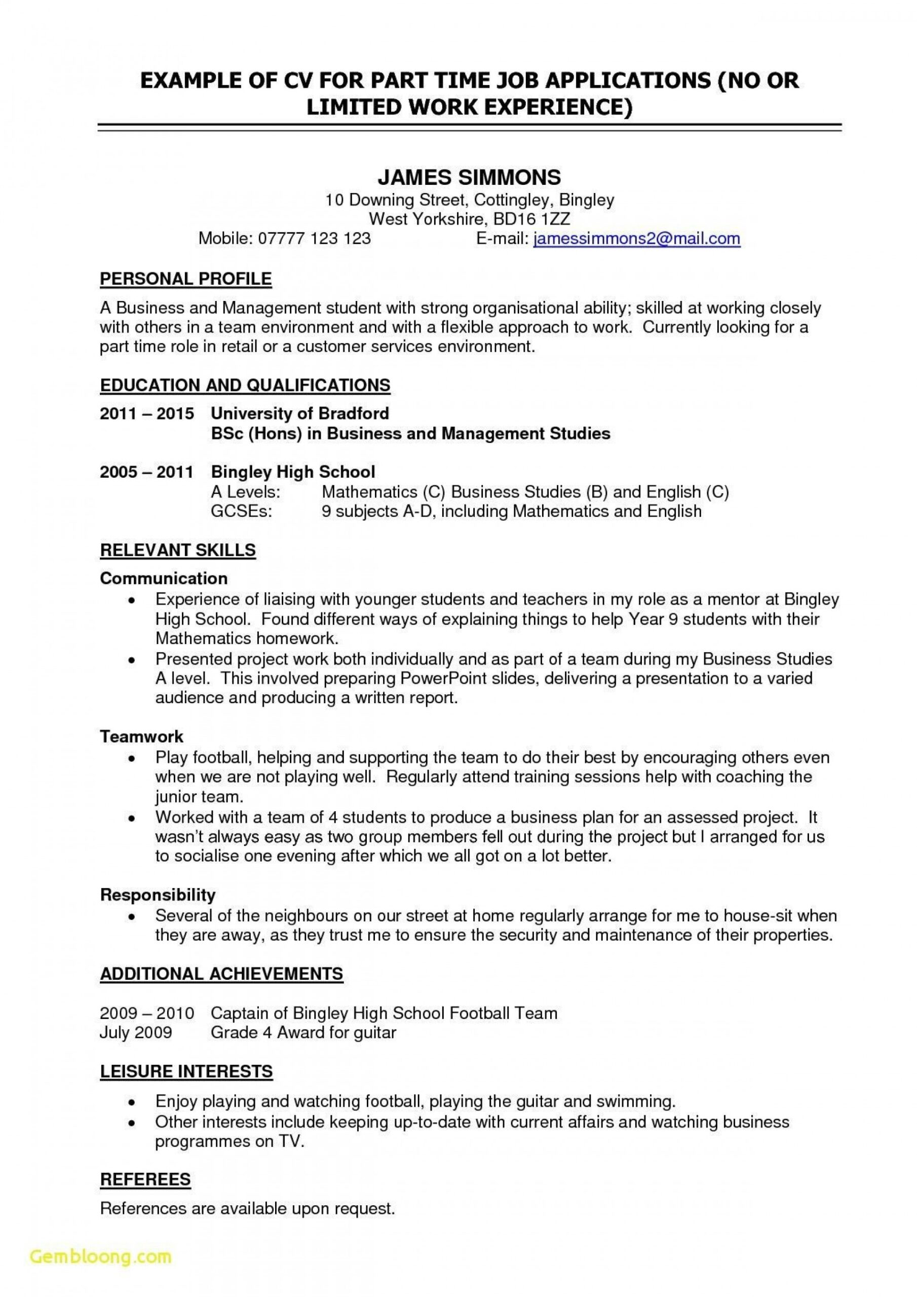 part time job resume template addictionary for college student awful photo free sample Resume Resume For Part Time Job College Student