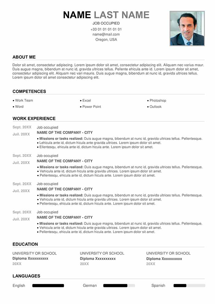 perfect resume example for free cv word the format fedex and cover letter template Resume The Perfect Resume Format