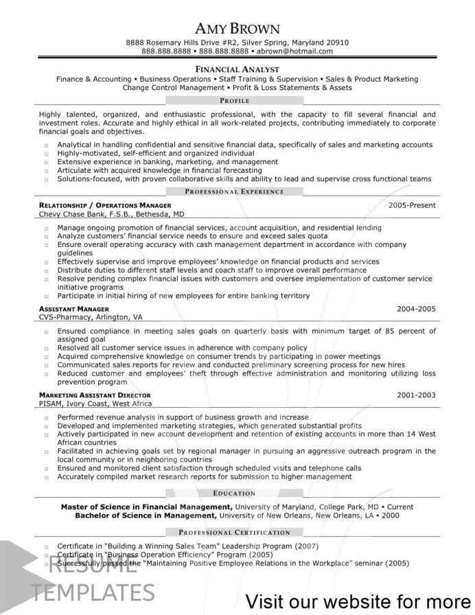 perfectionist synonym for resume financial management objective self summary sample Resume Perfectionist Synonym For Resume