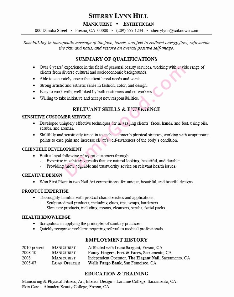 pin on example cover letter template for resume no college education beauty school Resume Resume Template No College Education