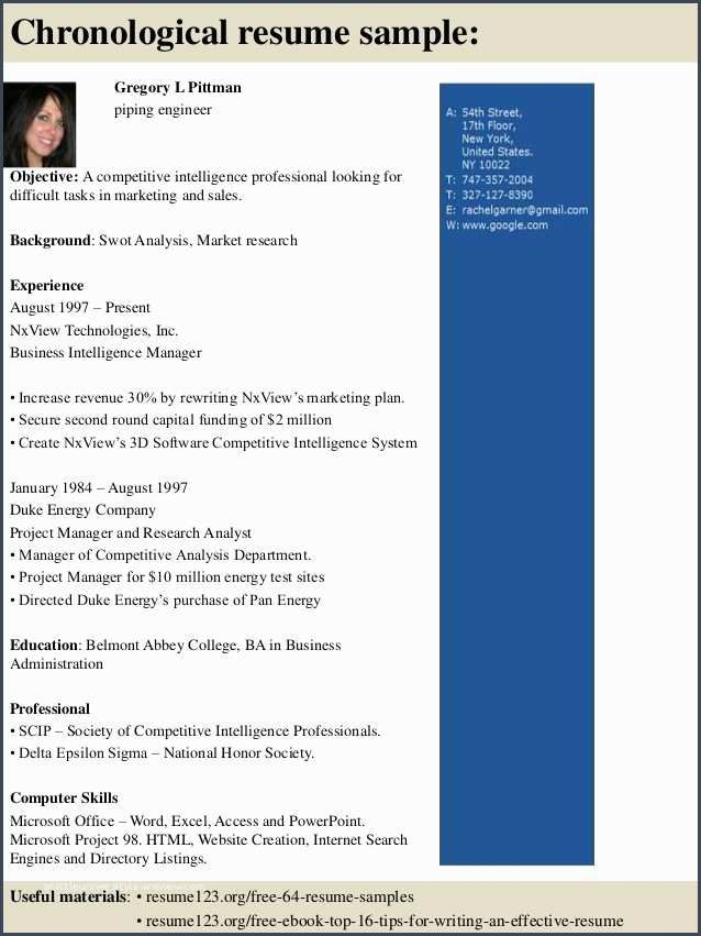 piping field engineer sample resume medical assistant examples job supervisor word format Resume Piping Supervisor Resume Word Format