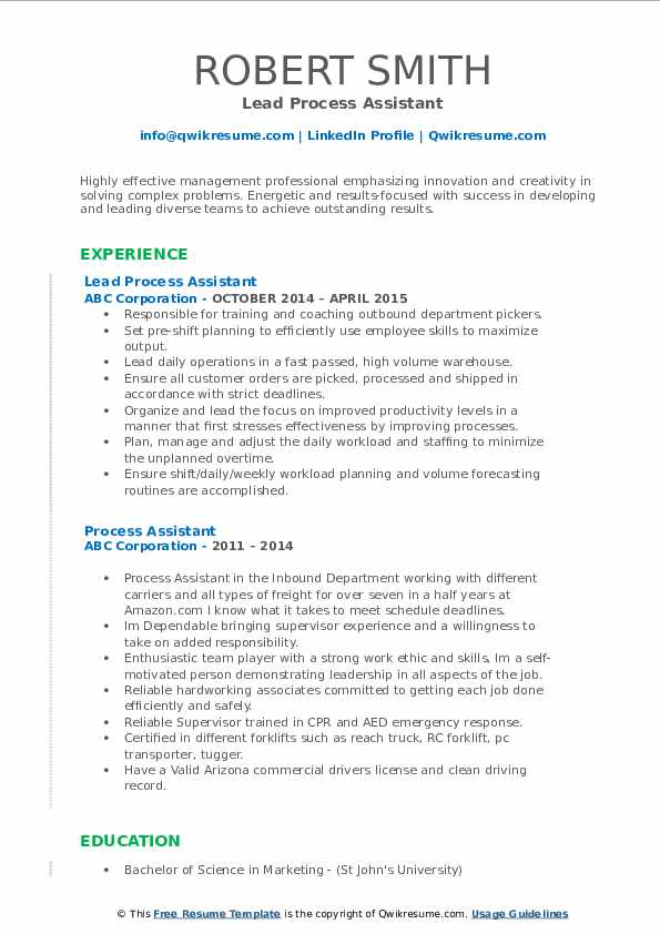 process assistant resume samples qwikresume pdf objective for helping others social Resume Process Assistant Resume