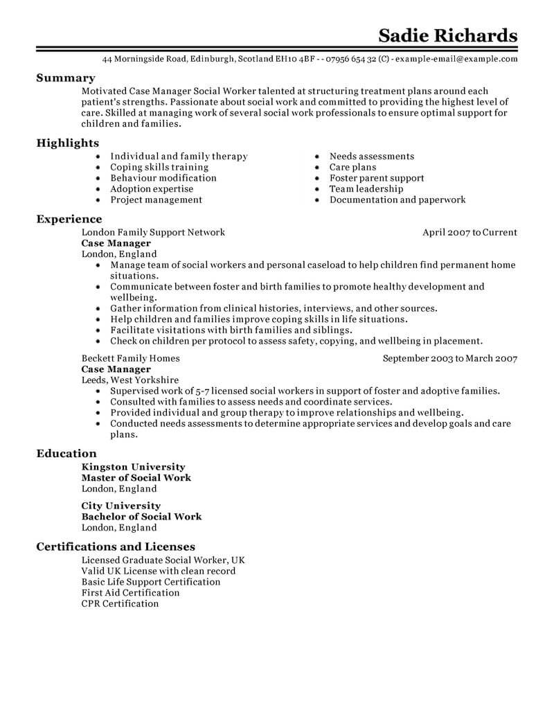 professional case manager resume examples social services livecareer classic mta service Resume Case Manager Resume Examples