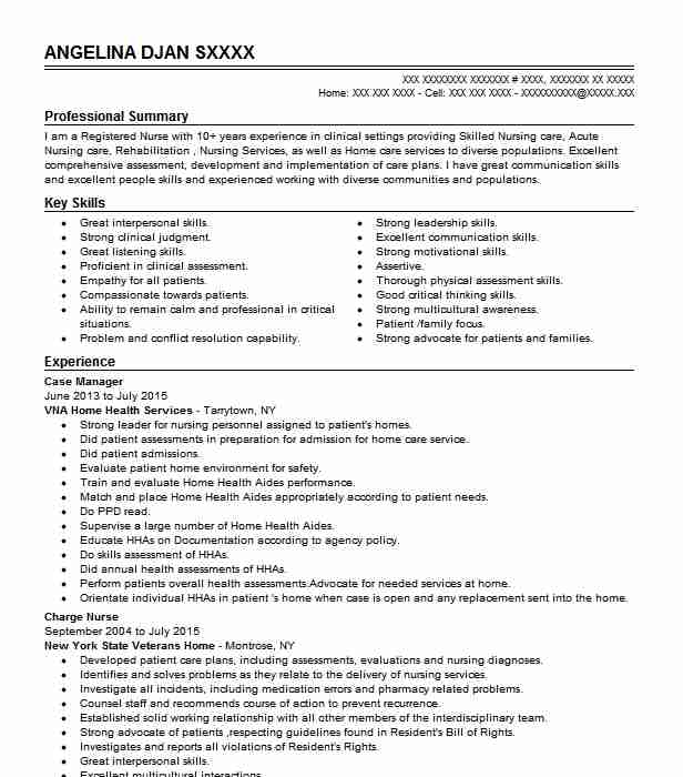professional case manager resume examples social services livecareer create your own Resume Case Manager Resume Examples
