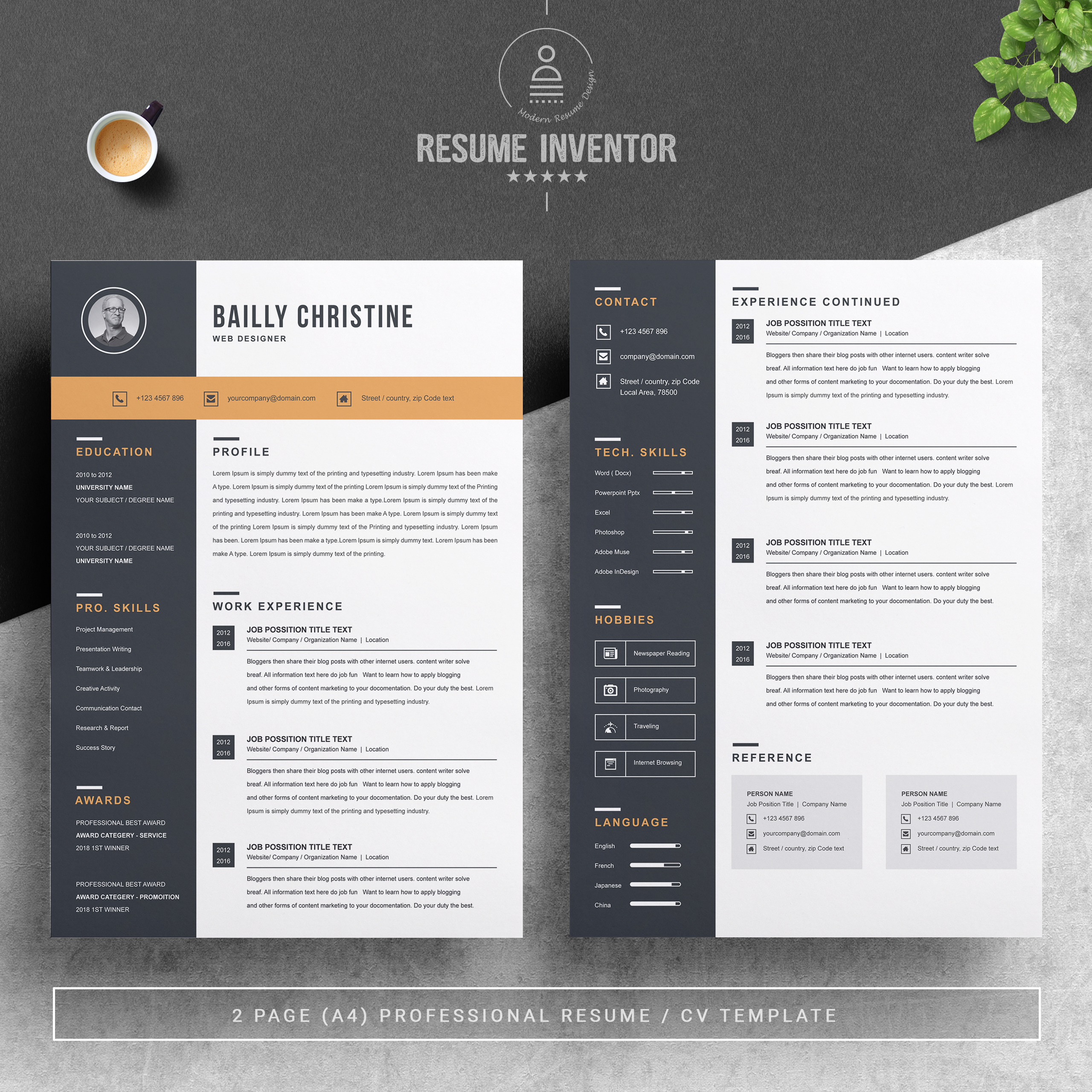 professional resume template word for job resumeinventor design free legal manager sample Resume Professional Resume Design