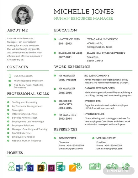 professional resume templates word indesign apple publisher illustrator template net free Resume Free Job Resume Templates