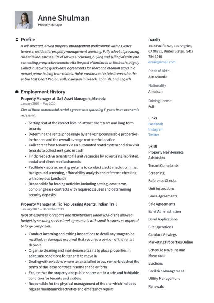 property manager resume writing guide templates examples scaled agent darwin month end Resume Property Manager Resume Examples