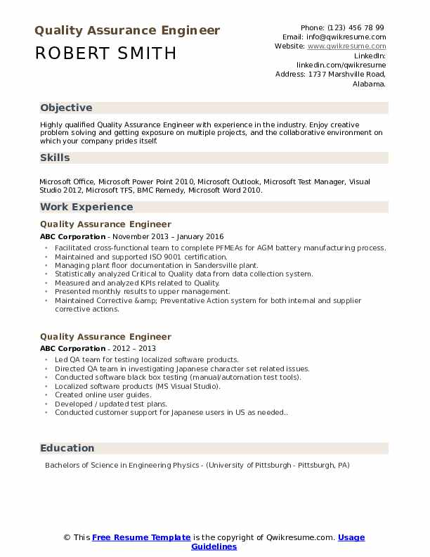 quality assurance engineer resume samples qwikresume electronics pdf content reviewer Resume Electronics Quality Engineer Resume