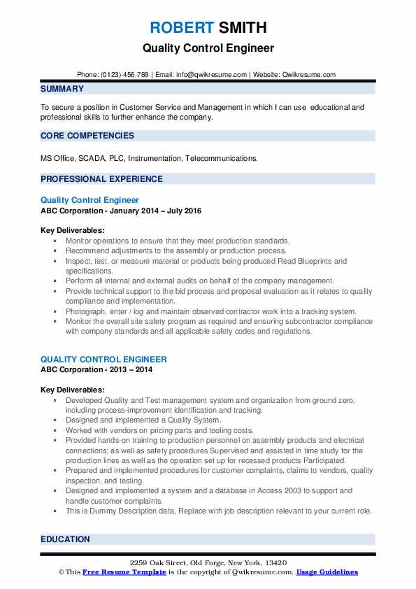 quality control engineer resume samples qwikresume civil pdf examples for purchasing Resume Civil Quality Engineer Resume