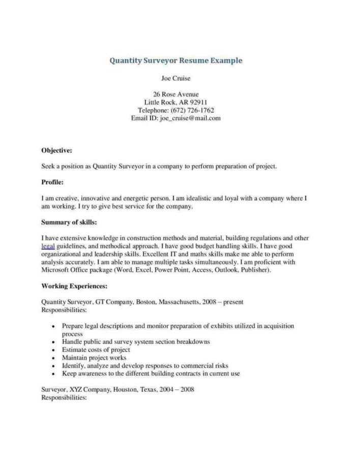 quantity surveyor reference letter you never believe these bizarre truth of su job resume Resume Telephone Surveyor Resume
