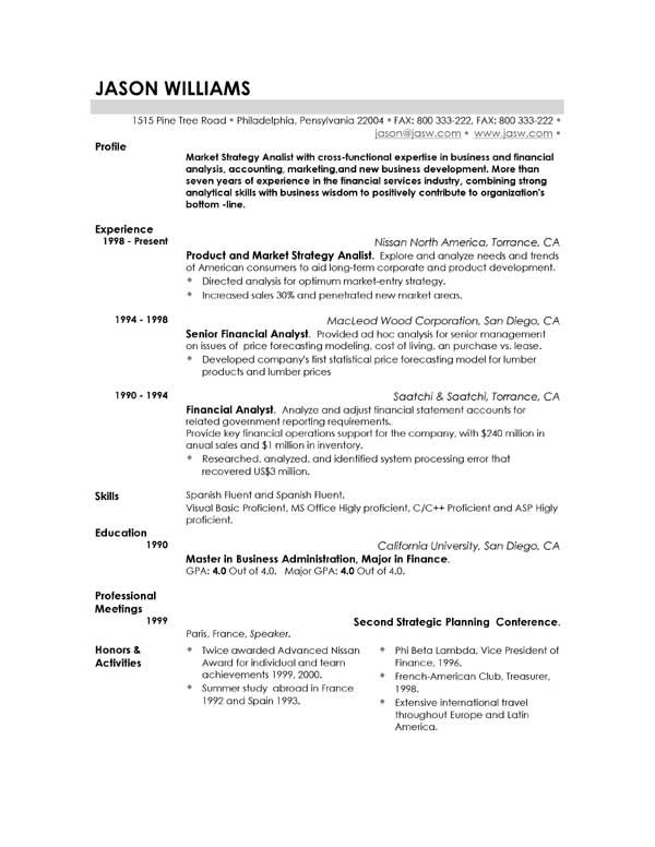 really good resume examples of resumes that get jobs is standard which also means are ev Resume Really Good Resume Templates