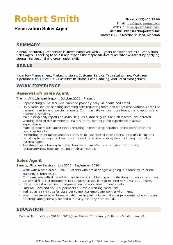 reservation agent resume samples qwikresume ticketing executive pdf networking objective Resume Ticketing Executive Resume
