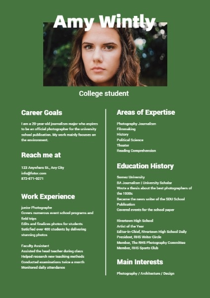 resume builder design outstanding professional resumes for free fotor graphic software Resume Resume Maker For Students