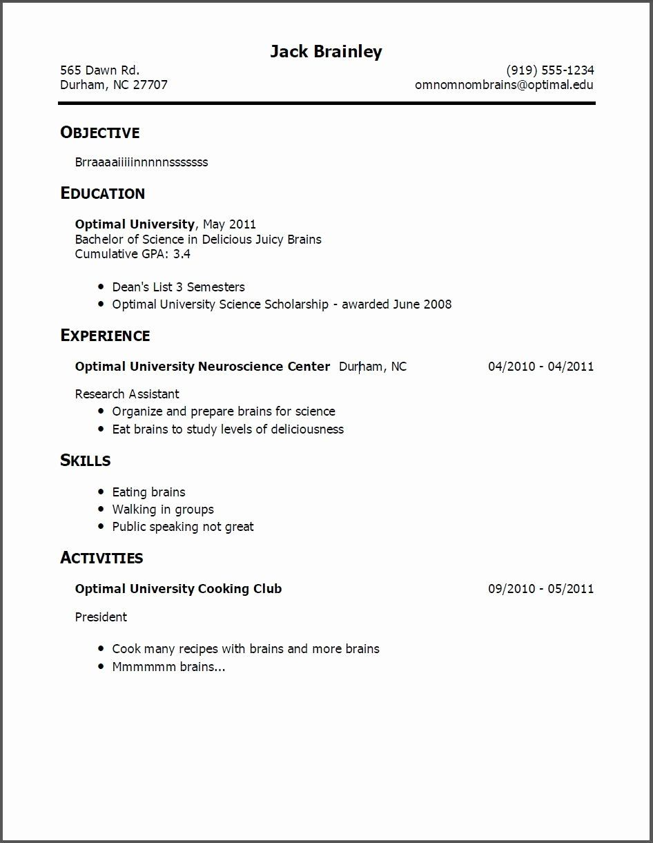 resume examples for first time job with no experience top templates free graduate cv Resume First Time Job Resume Examples