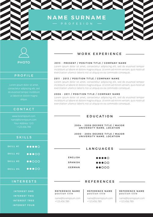 resume examples monster current format trends restemp example of child care presidential Resume Current Resume Format Trends