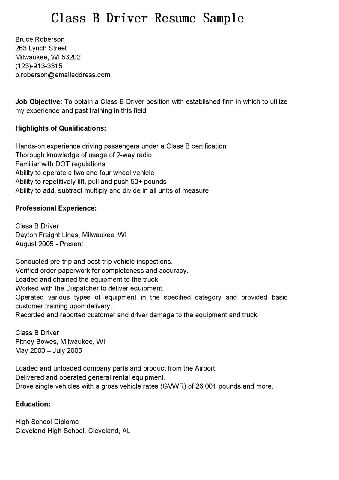 resume examples website is for resources and information cdl graduate assistant sample Resume Cdl Class A Resume