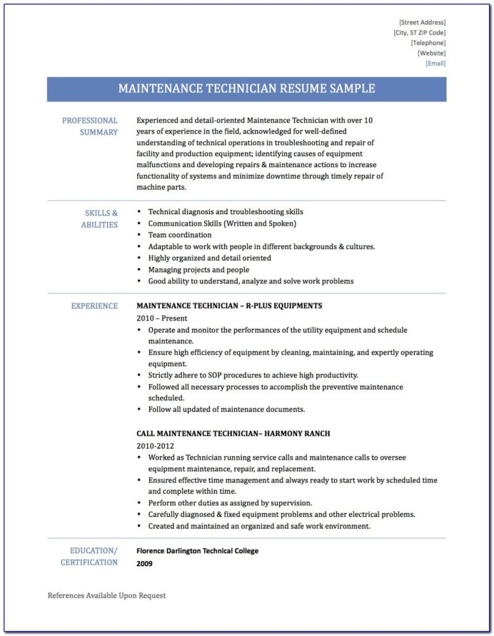 resume for college admission maintenance description business intelligence analyst can Resume Utility Maintenance Resume Format