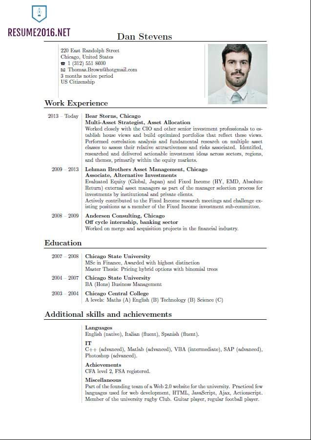 resume format latest for freshers job template current trends soccer cover letter Resume Current Resume Format Trends