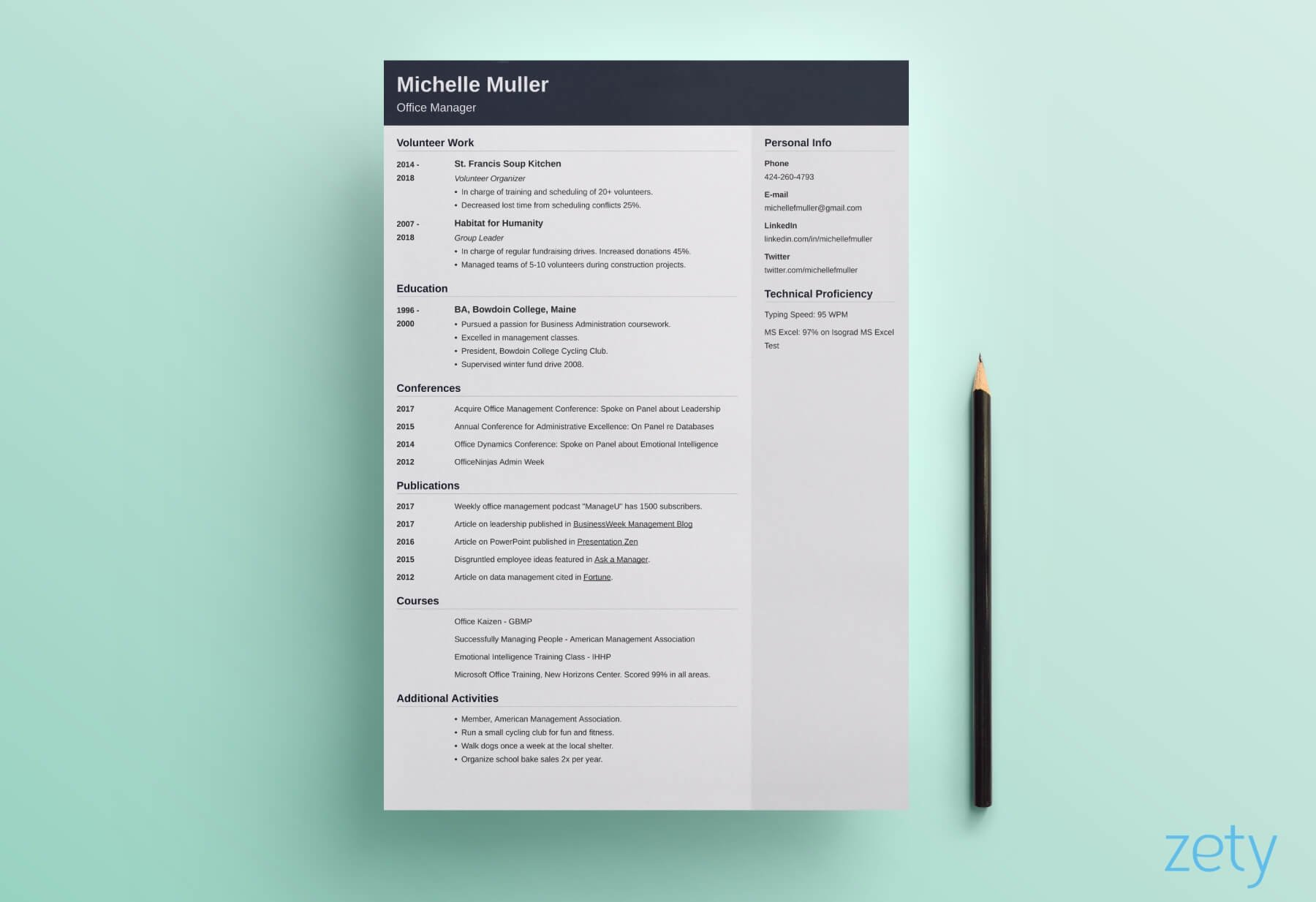 resume it crush your chances format tips more than one two cubic plant operator objective Resume Resume More Than One Page