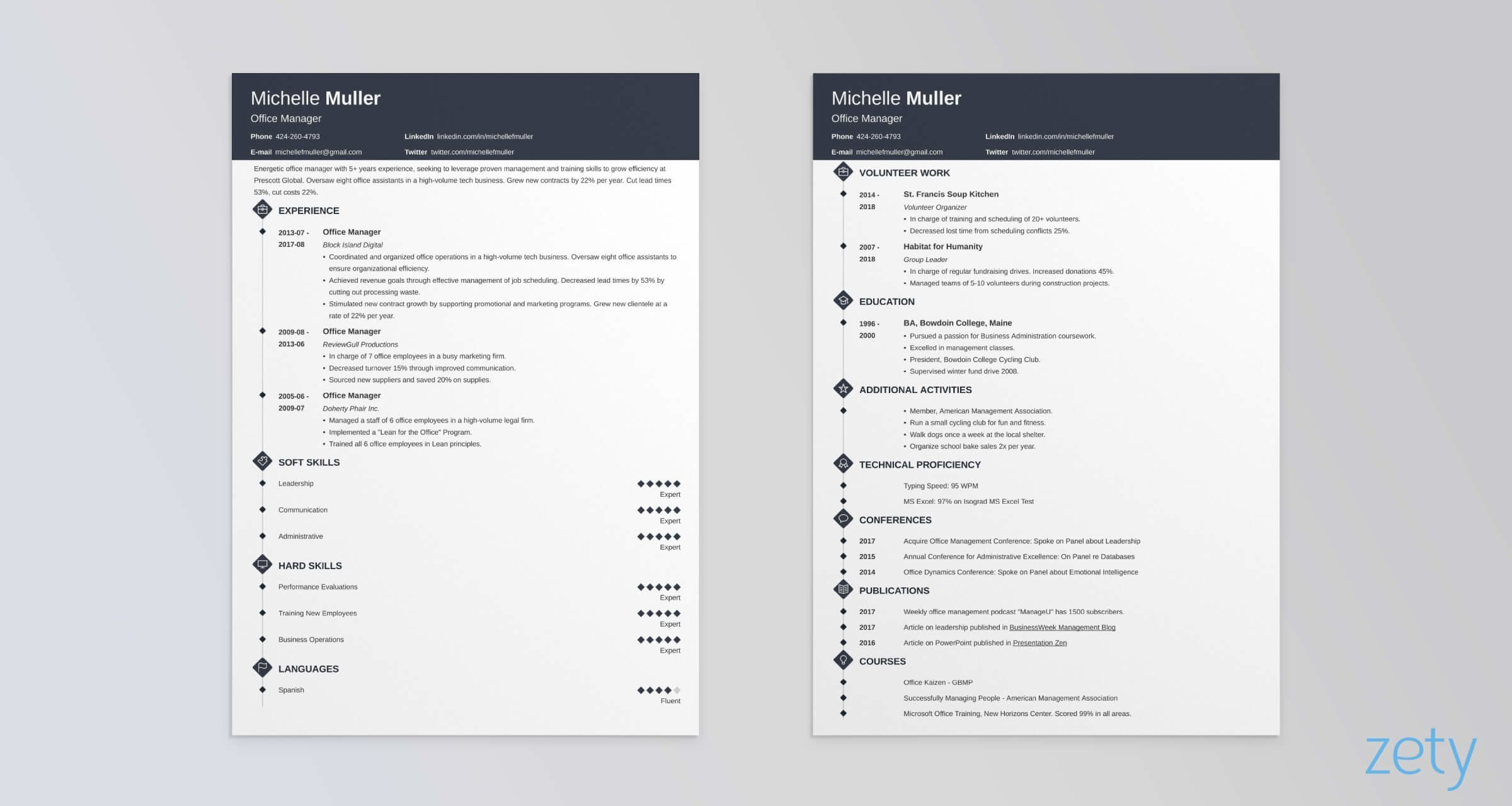 resume it crush your chances format tips more than one two diamond1 production associate Resume Resume More Than One Page