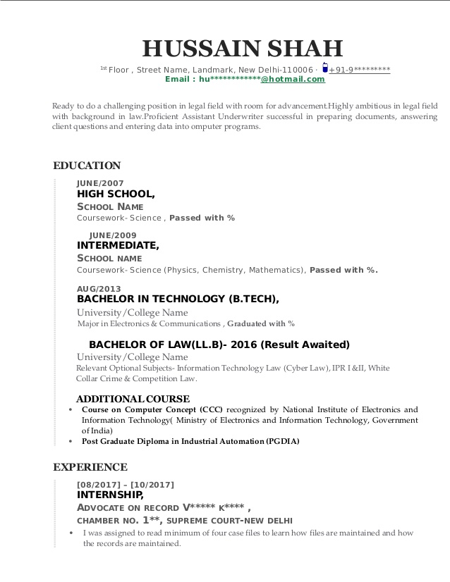 resume listing education sample for computer science fresh graduate project manager coach Resume Sample Resume For Computer Science Fresh Graduate