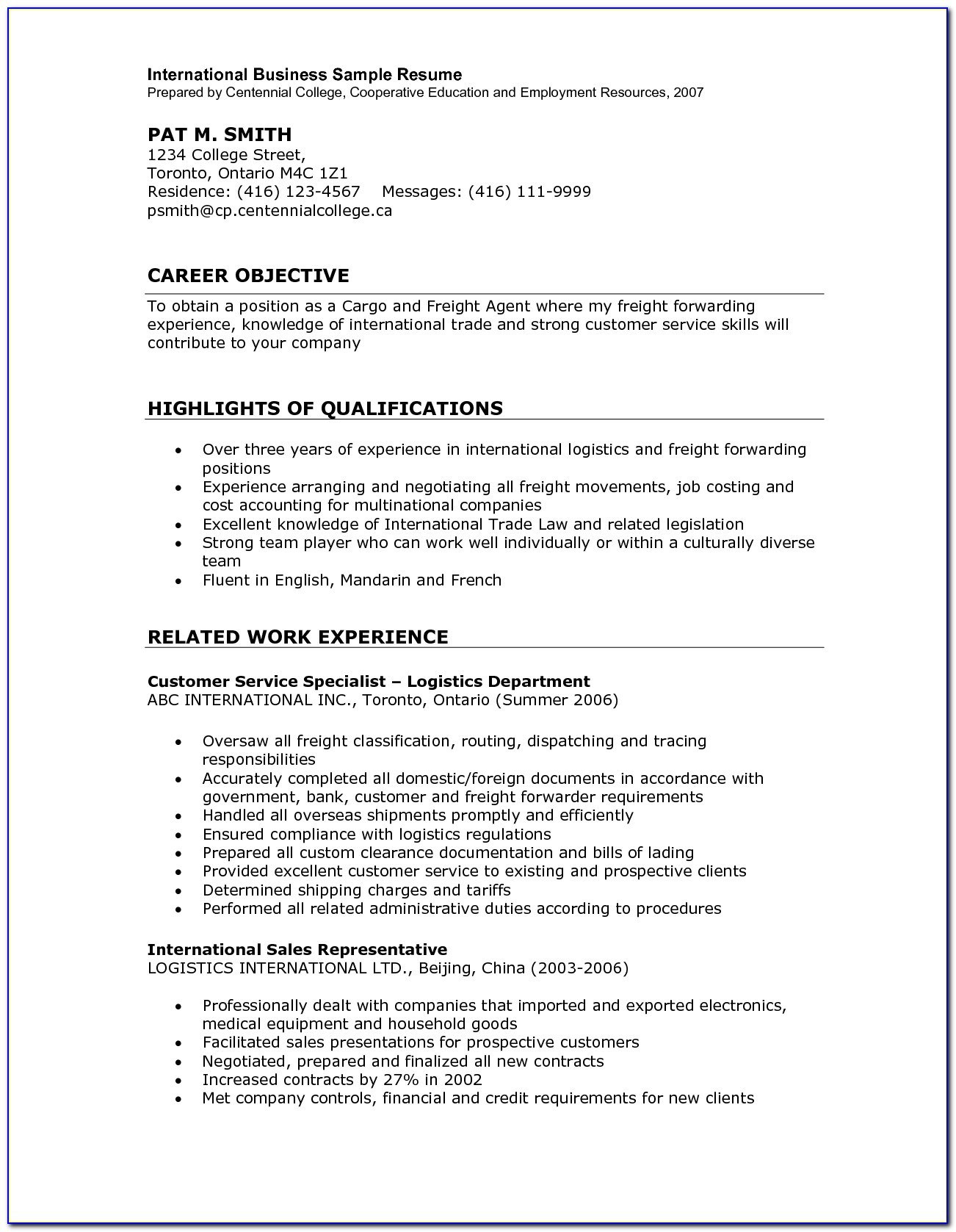 resume objective for freight forwarding company vincegray2014 github experience mental Resume Resume For Freight Forwarding Company