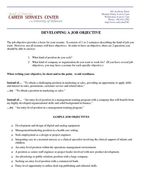 resume objective summary or examples example of education description videographer ubs Resume Resume Summary Or Objective Examples