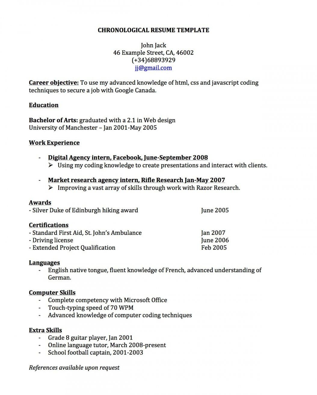 resume sample best examples format professional account executive security engineer bold Resume Canadian Resume Format Sample