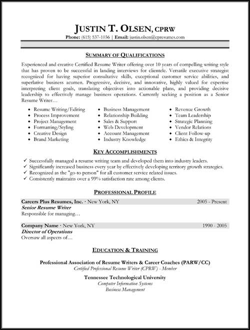 resume samples types of formats examples templates different targeted and cover letter Resume Different Resume Formats Types