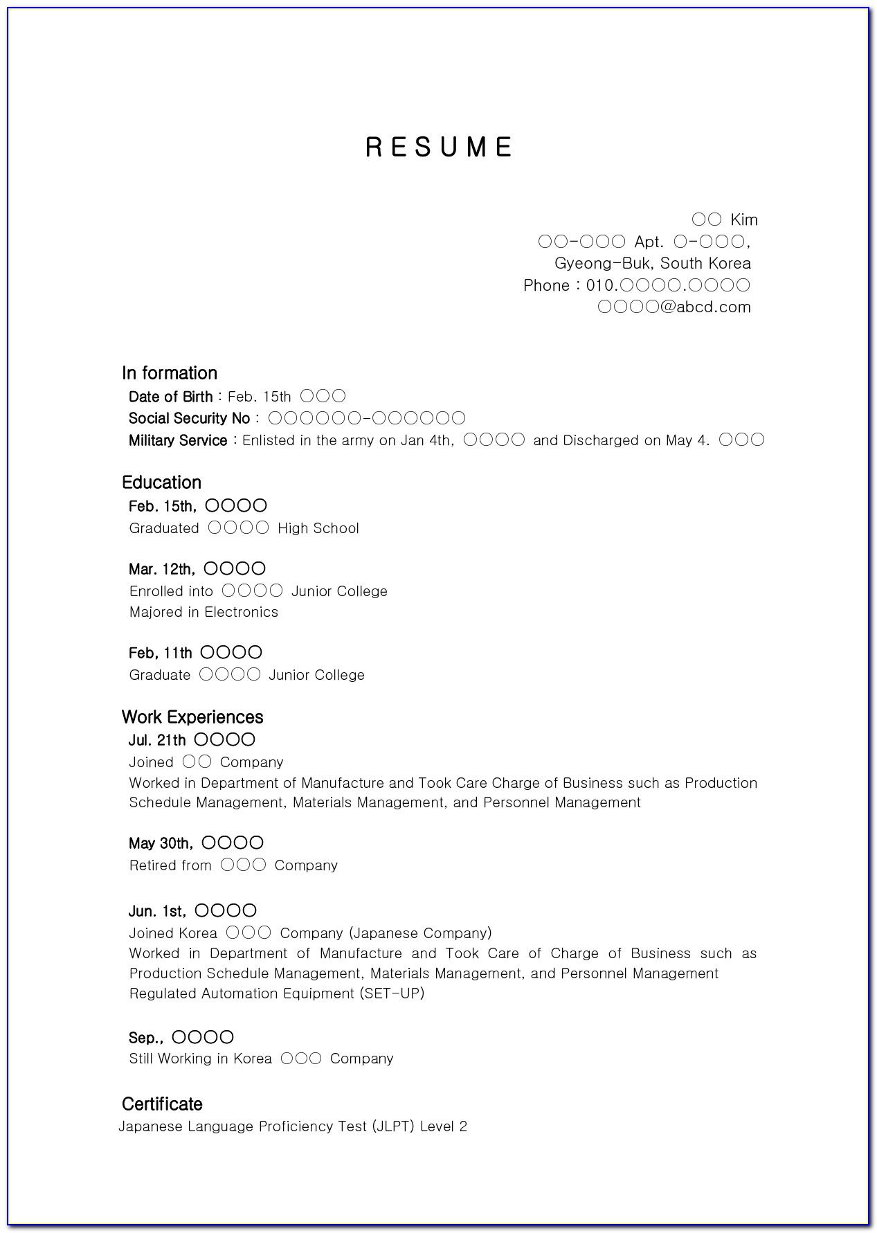 resume template for high school student first job vincegray2014 after example of good Resume Resume Template After First Job
