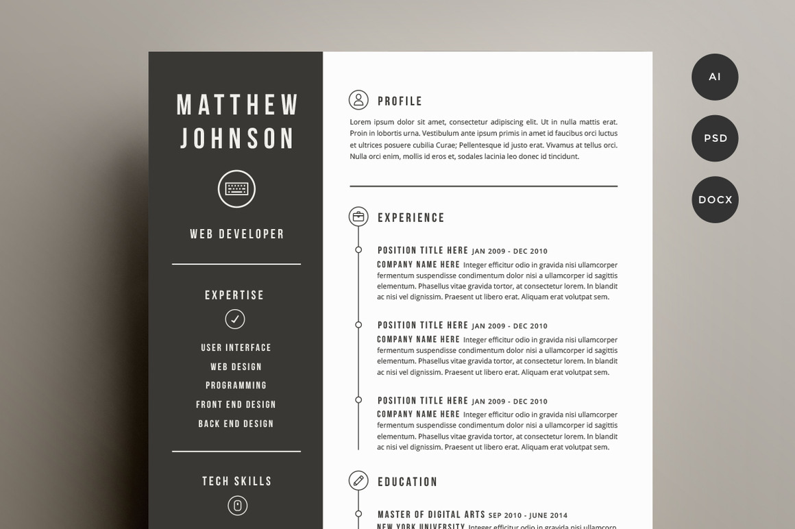 resume templates guaranteed to get you hired in inspirationfeed examples cover letter Resume Resume Examples To Get You Hired