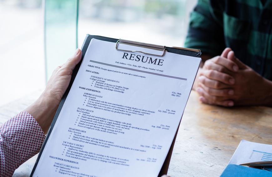 resume tips red flags employers look for slideshow the active times more than one Resume Resume More Than One Page