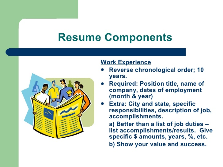 resume workshop writing powerpoint extracurricular activities examples for services Resume Resume Writing Workshop Powerpoint
