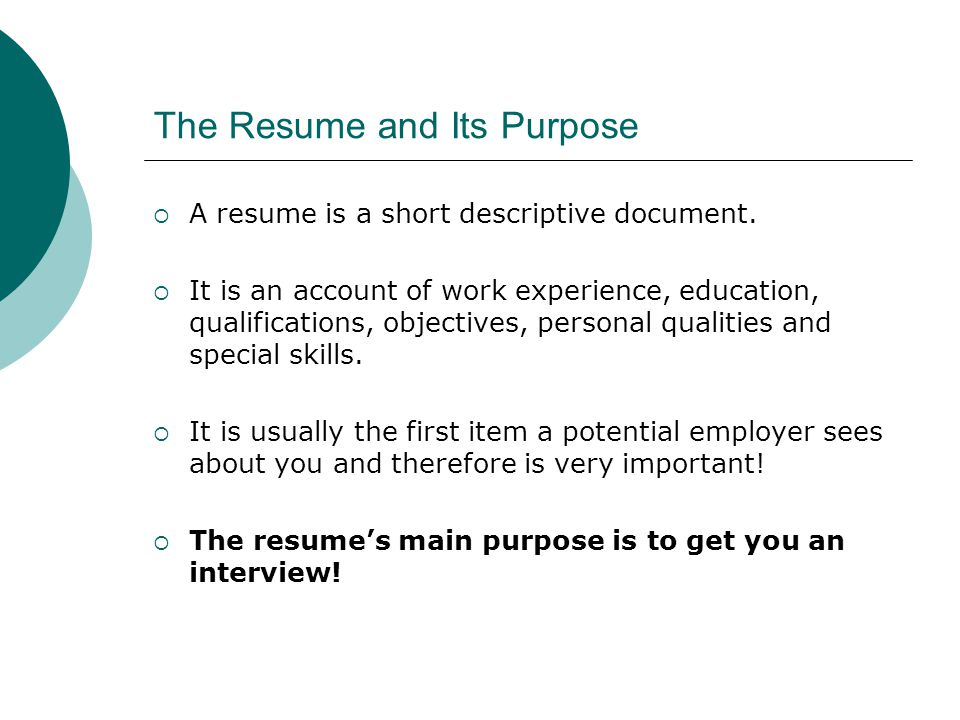 resume writing workshop powerpoint the and its purpose references on format for mba Resume Resume Writing Workshop Powerpoint