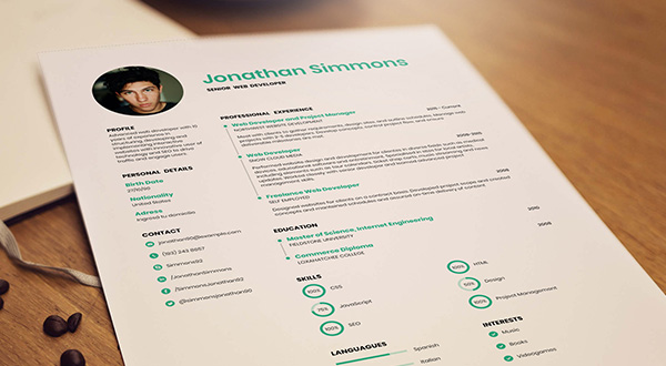 resumemaker design your resume for free no sign up required type twittercard business Resume Type Resume Online Free