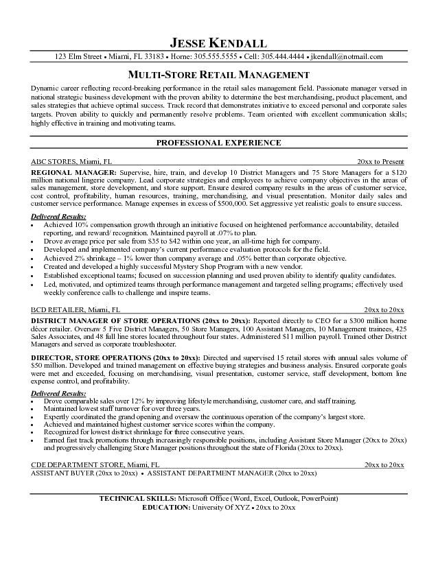 retail resume examples google search objective statement department manager plural Resume Retail Department Manager Resume Examples