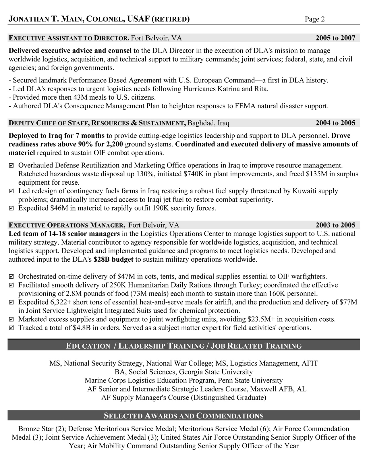 retired military resume samples line 17qq retiree examples hdfofdgjz customer support Resume Retiree Resume Examples
