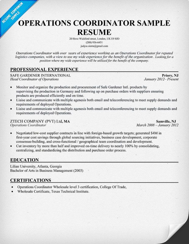 rn bsn resume operations coordinator hobbies and interests product management skills for Resume Operations Coordinator Resume