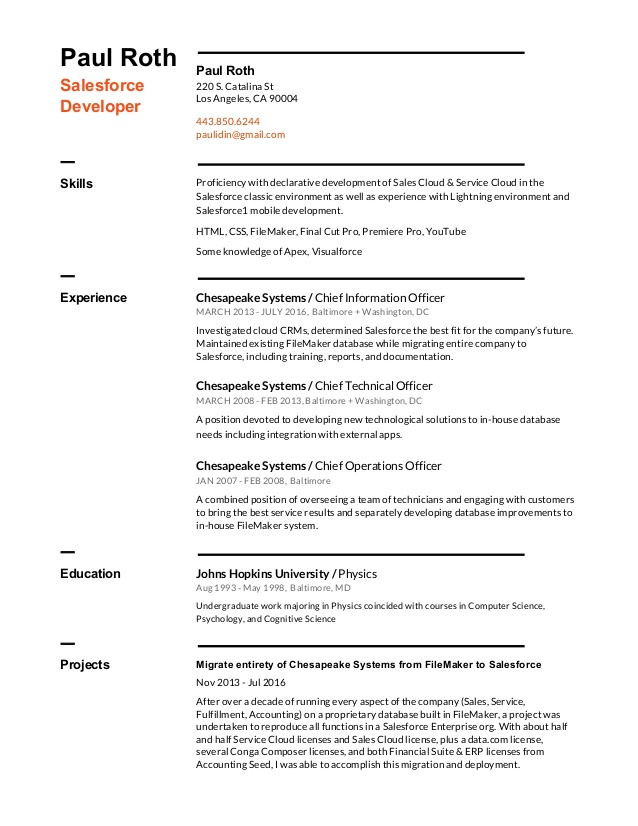 salesforce developer resume with lightning experience commerce resumesalesforce1sheet for Resume Salesforce Commerce Cloud Developer Resume