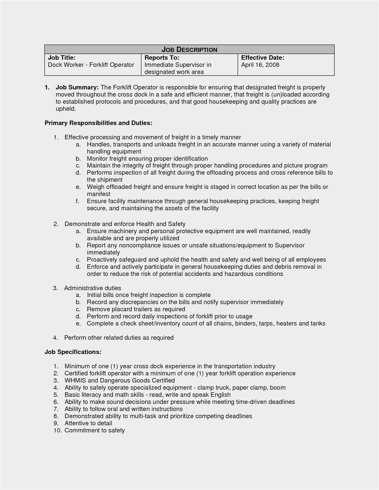 sample of resume warehouse clerk examples motivation letter clinical trial sap bpc Resume Warehouse Clerk Resume Examples