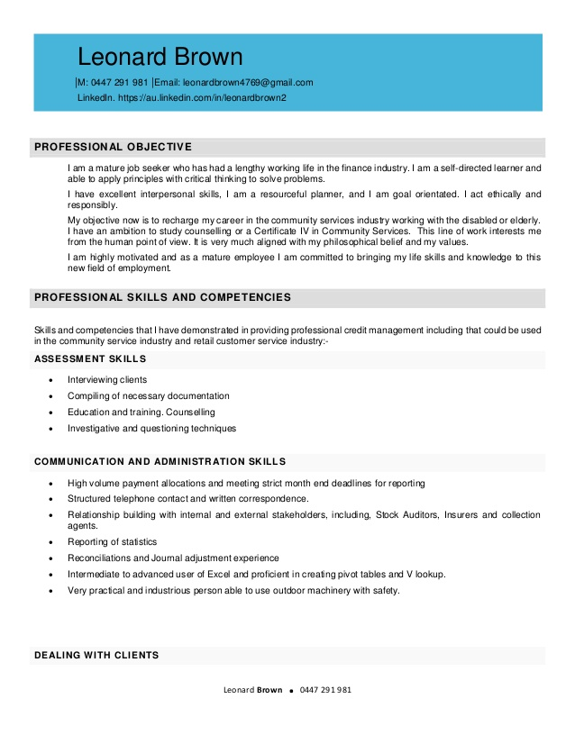 self improvement resume for mature job seeker character sheet review hedge fund current Resume Resume For Mature Job Seeker