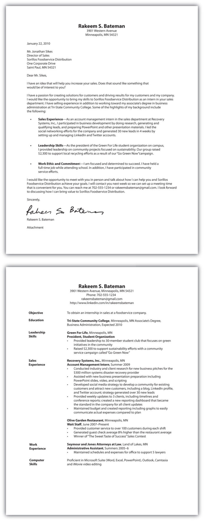selling résumé and cover letter essentials creating for resume pretty templates example Resume Creating A Cover Letter For Resume