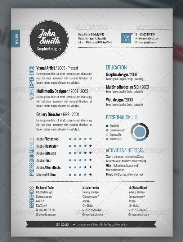site of eye catching templates creative cv template graphic design resume free youth Resume Eye Catching Resume Templates Free