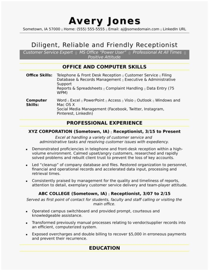 social media resume example luxury admirable graph describe your puter skills examples Resume Microsoft Office Skills Resume